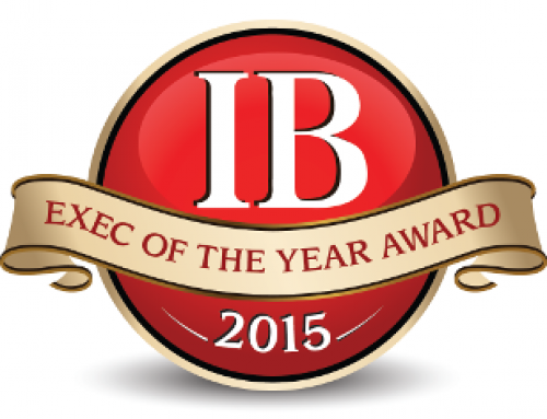 Bryan Chan named the 2015 small business Executive of the Year by InBusiness Magazine
