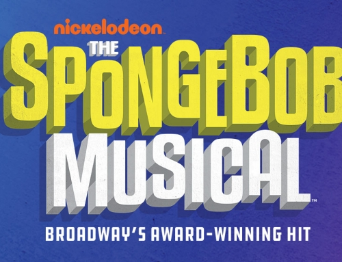 SupraNet sponsors The SpongeBob Musical at Overture Center for the Arts